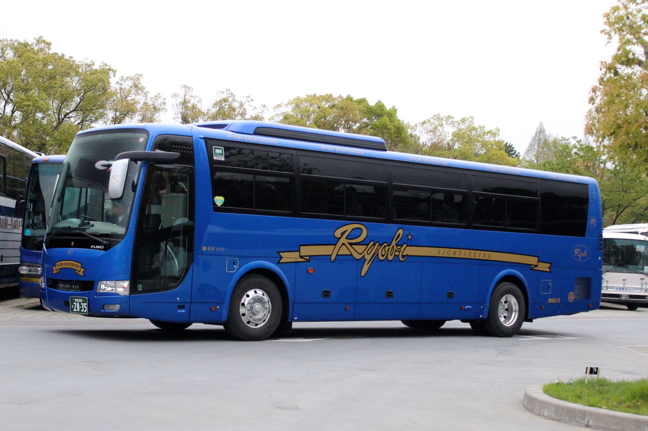 両備バス 1412