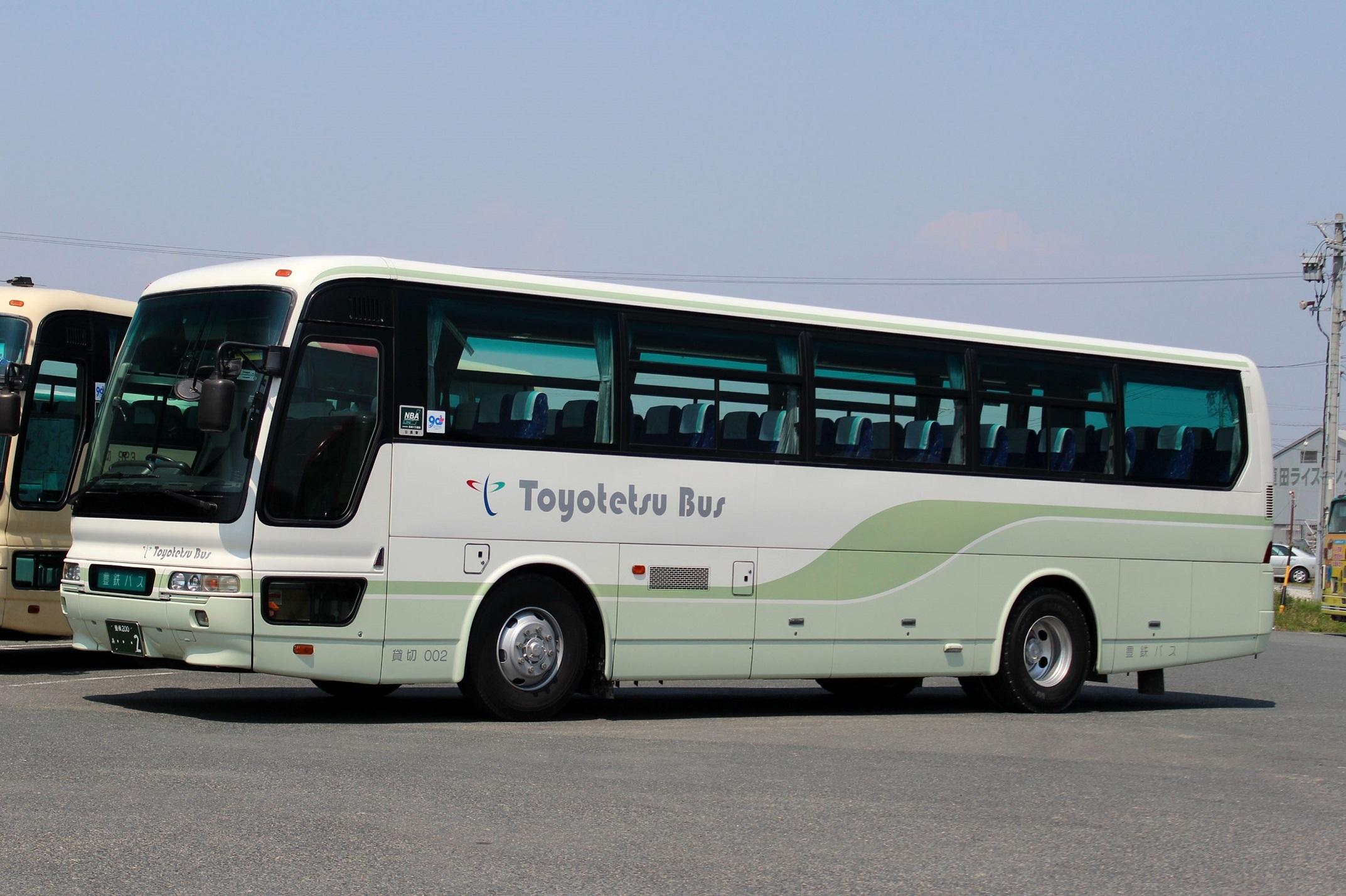 豊鉄バス 002