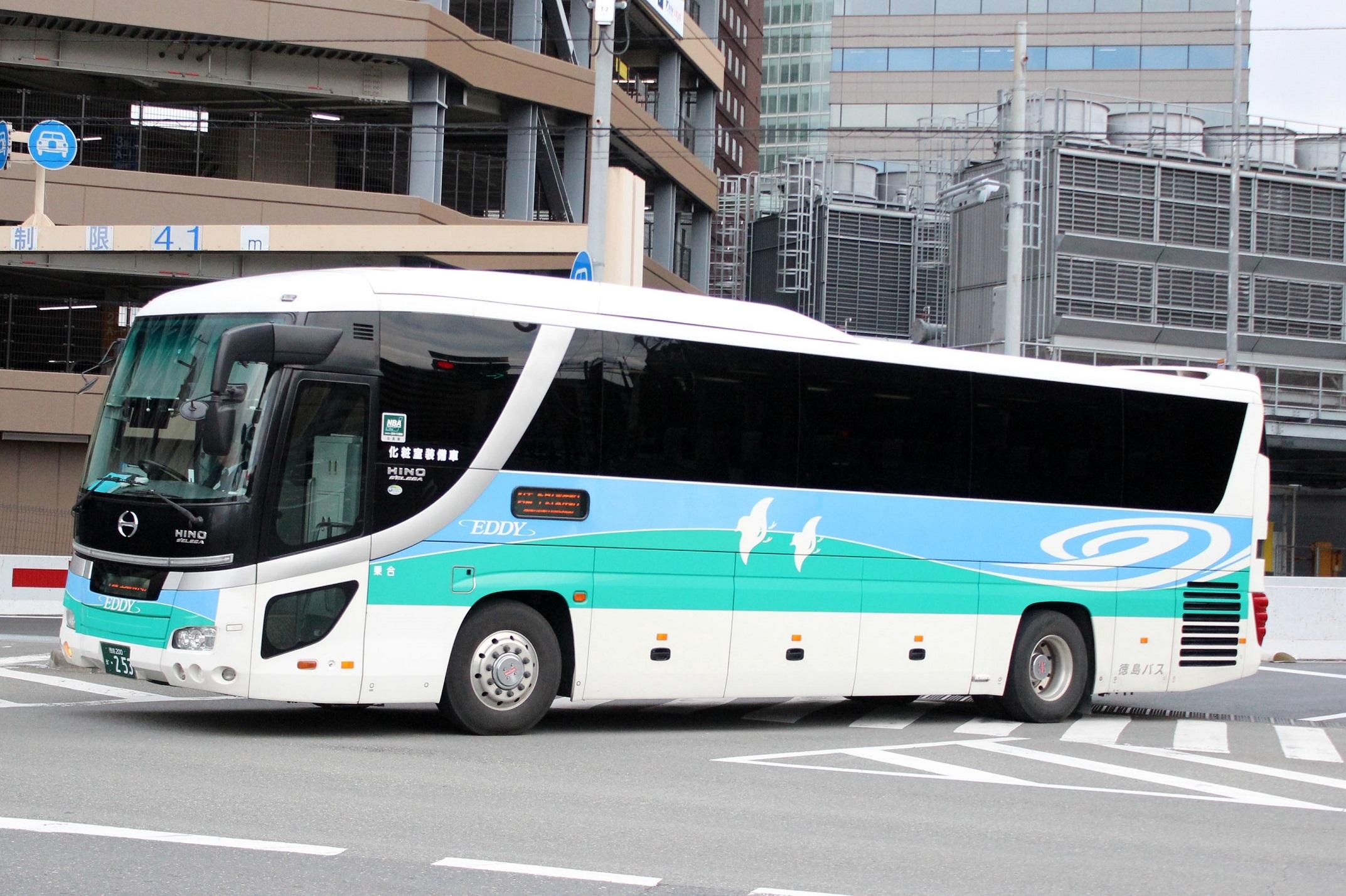 徳島バス か253
