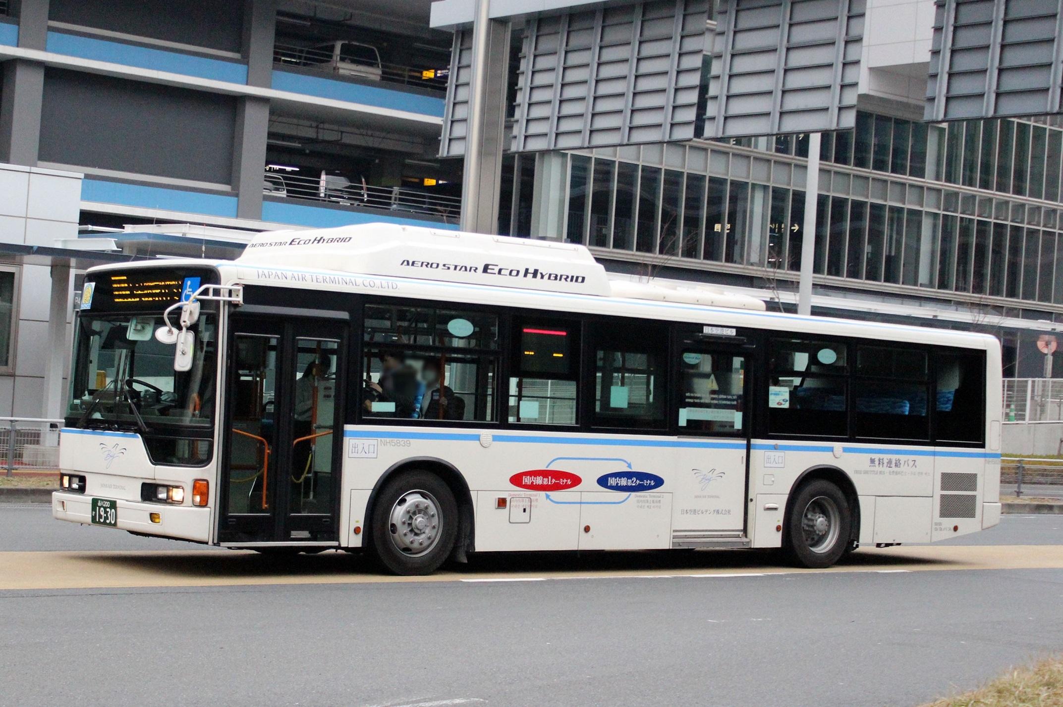 羽田京急バス NH5839