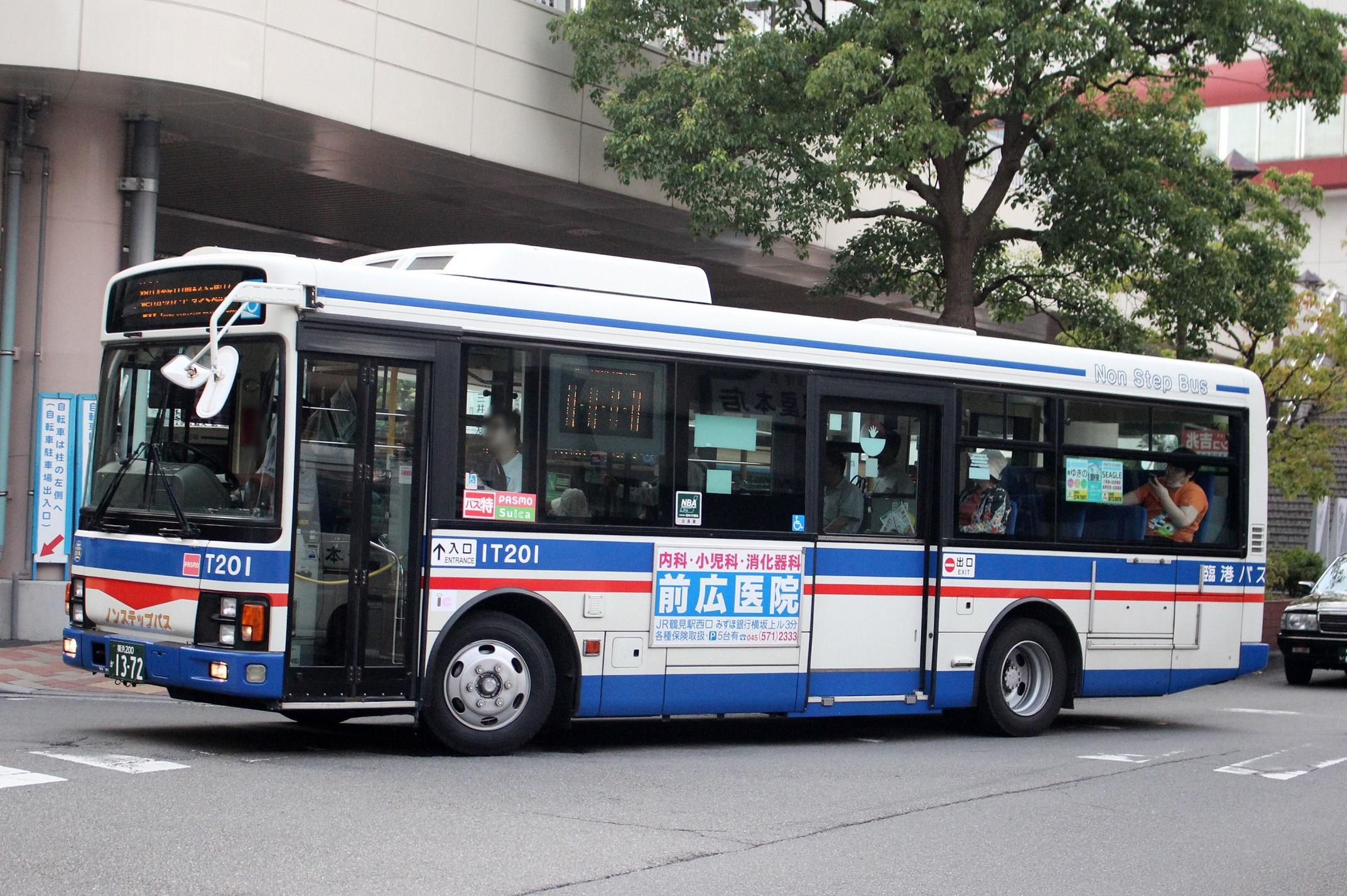 川崎鶴見臨港バス IT201