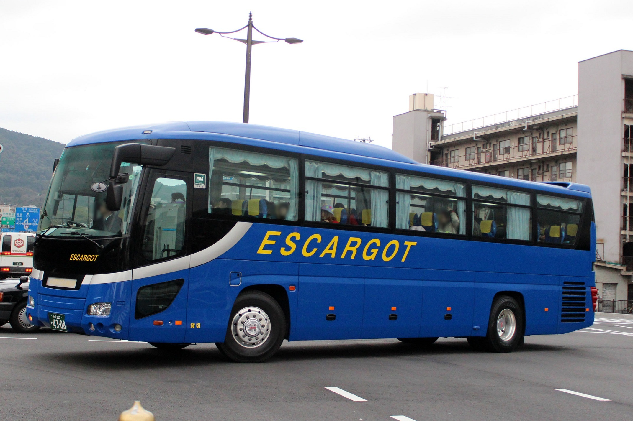 エスカルゴバス か4308