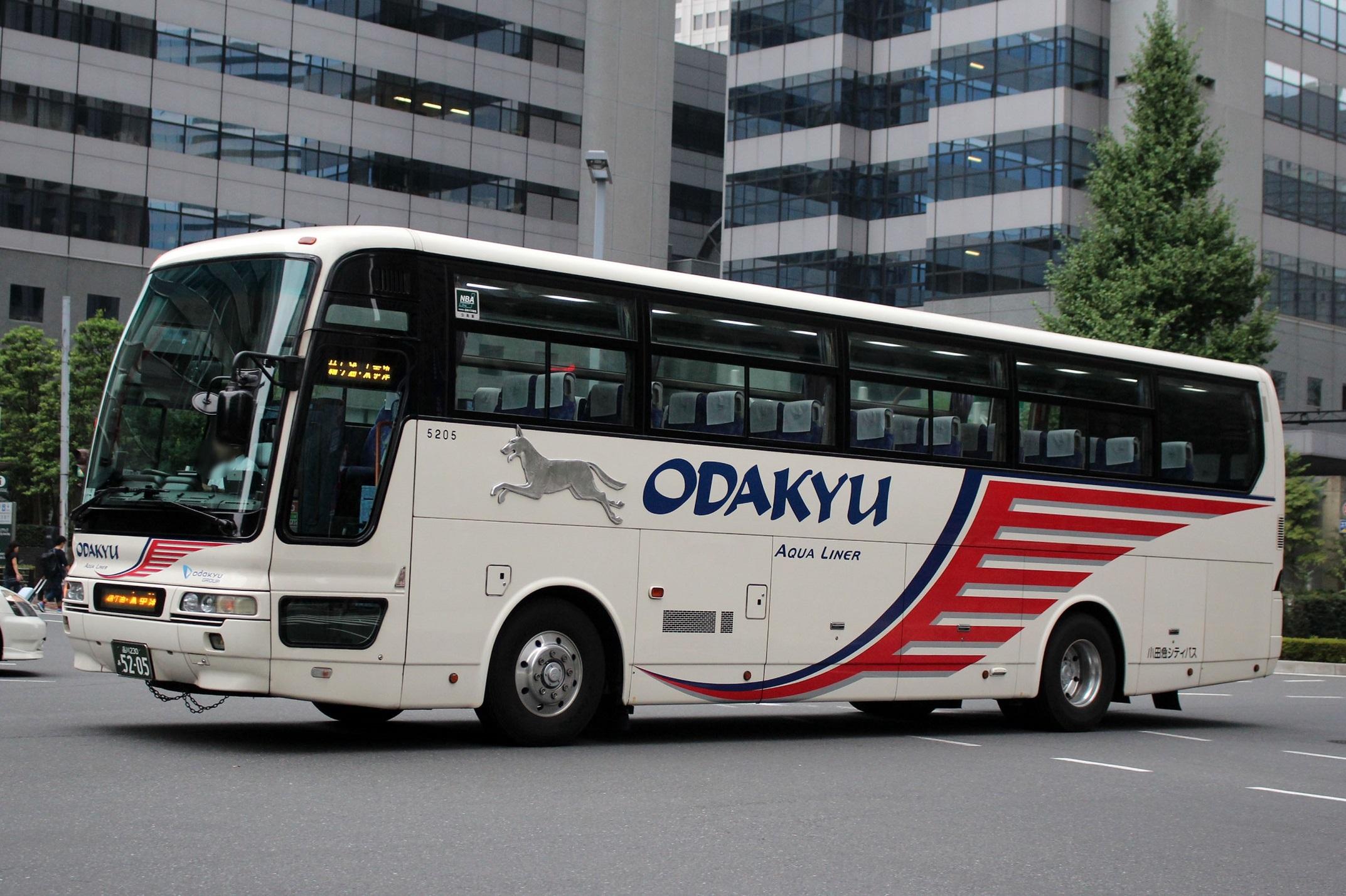小田急シティバス 5205