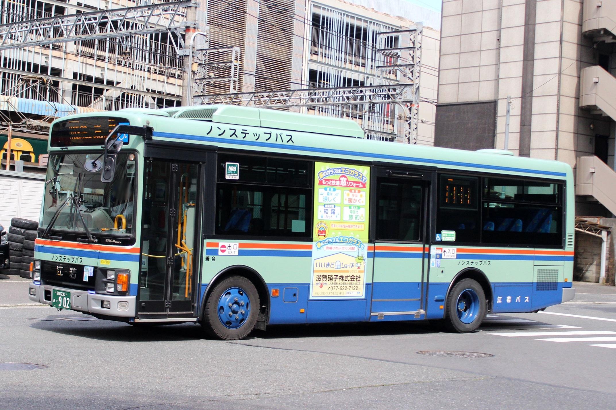 江若交通 あ902