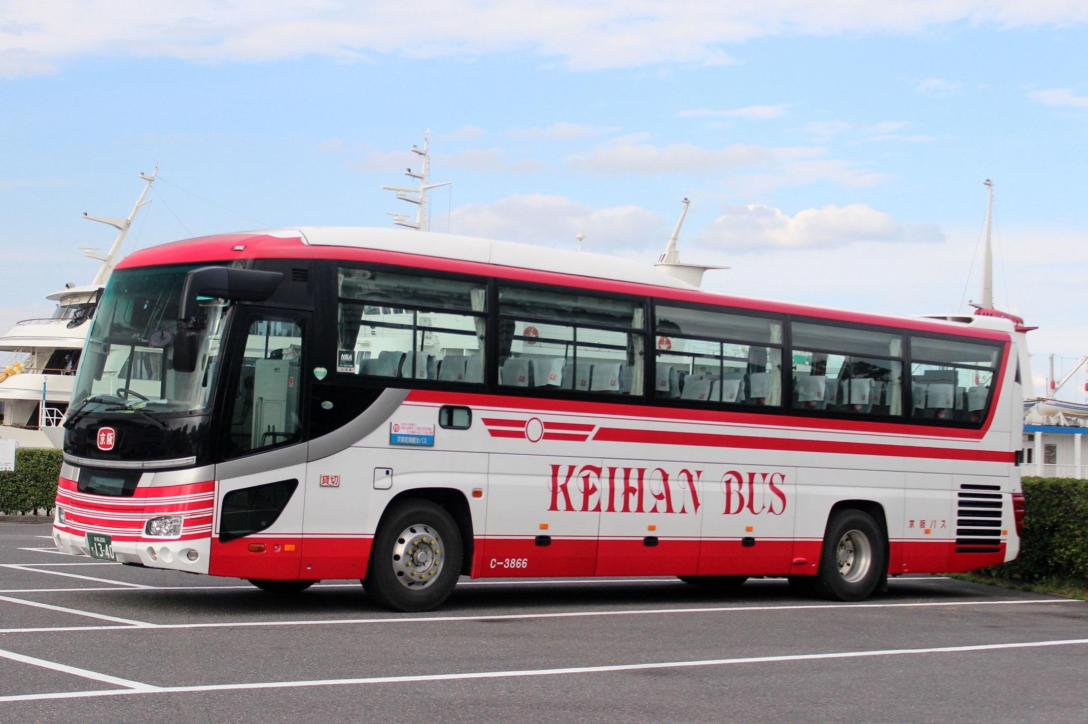 京阪バス C-3866