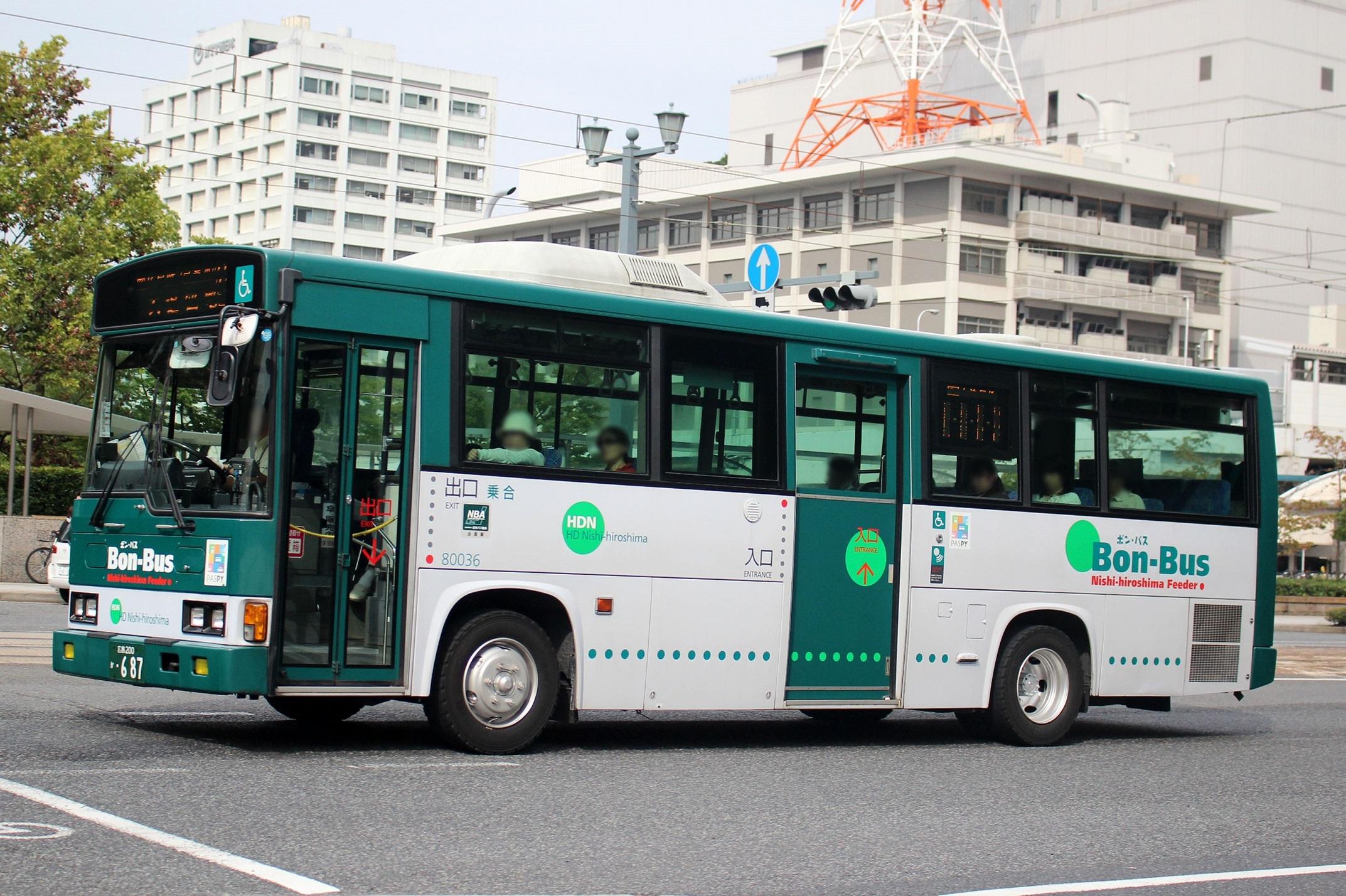 エイチ・ディー西広島 80036