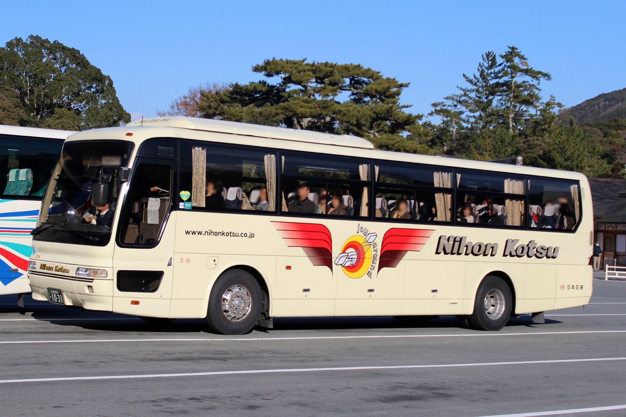 日本交通 158
