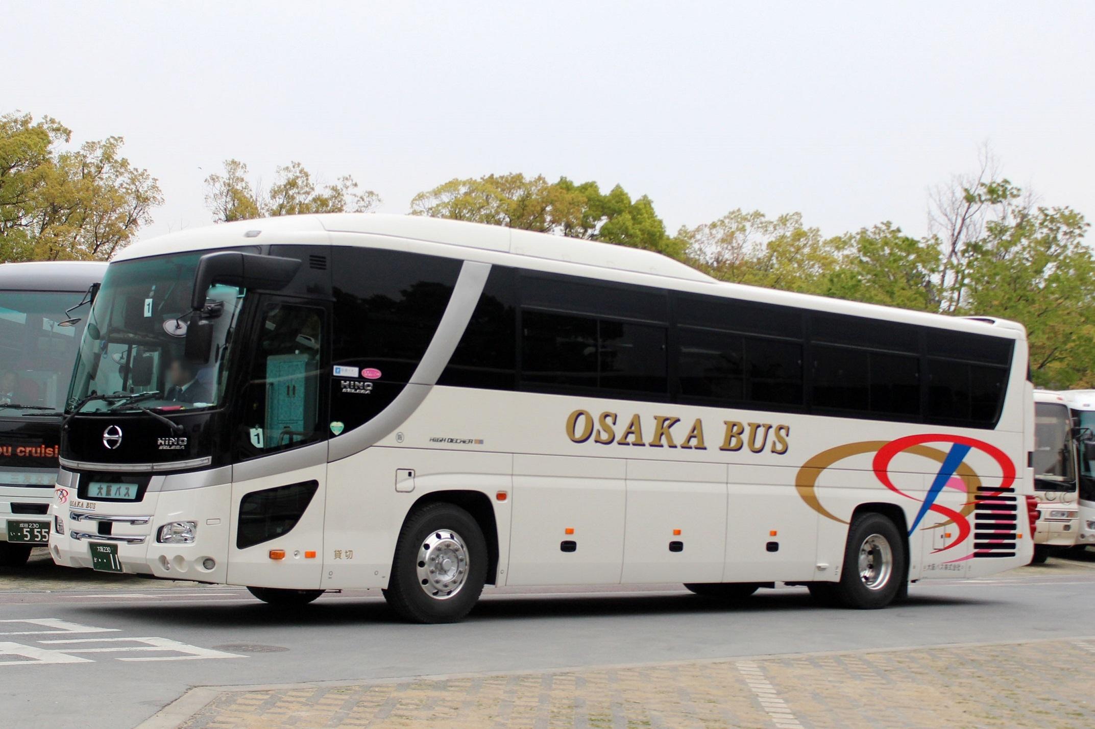 大阪バス か11