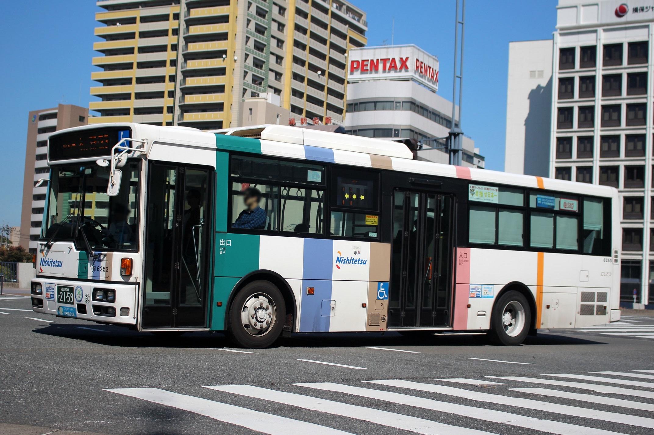 西日本鉄道 6253