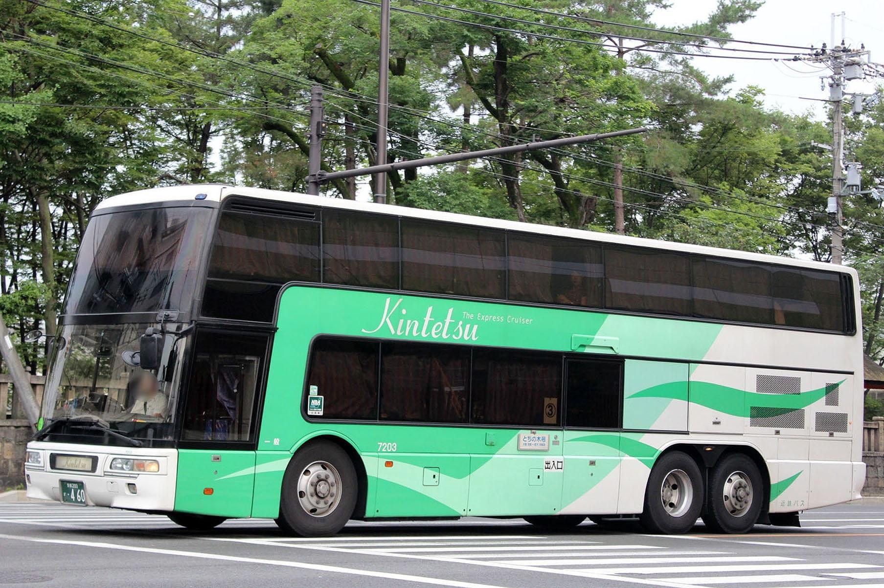 近鉄バス 7203