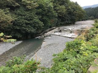 姫川のち小滝川と根知川4