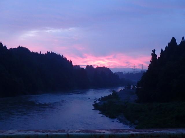 朝から昼まで釜川1