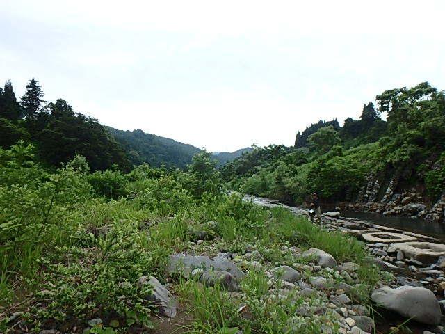 朝から昼まで釜川16