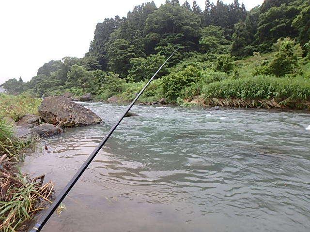 工事中の早川2