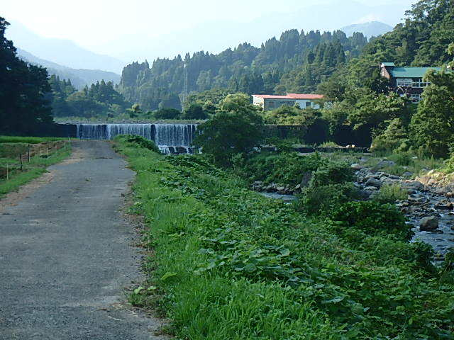 1年ぶりの能生カ川8
