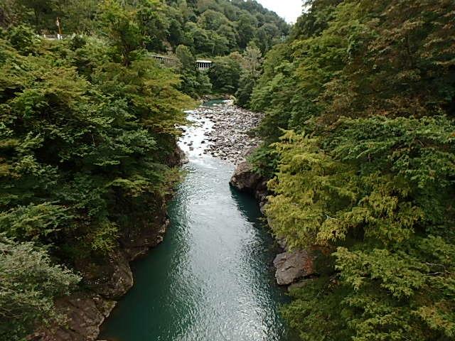 初の中津川3