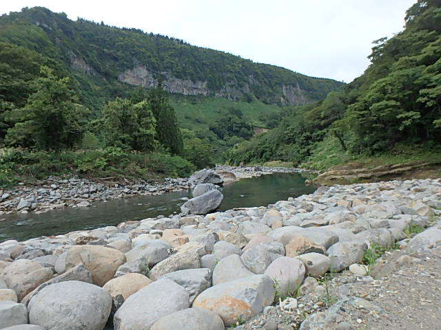 初の中津川7