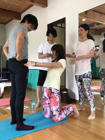 【豊橋初開催】体型分類&瞑想