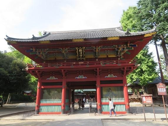3C04 根津神社 1003
