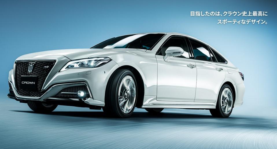 トヨタ クラウン デザイン・スタイル トヨタ自動車WEBサイト