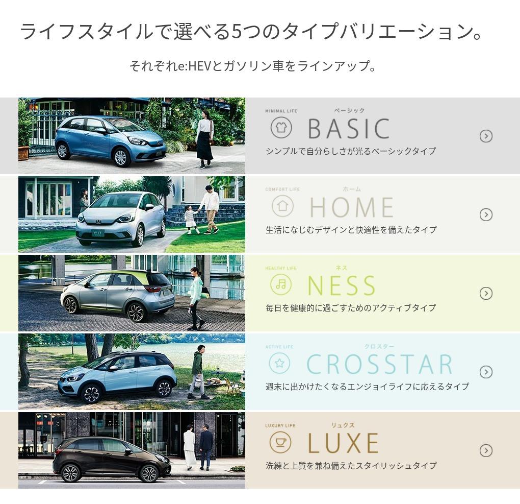 NEW FIT先行情報サイト|フィット|Honda公式サイト