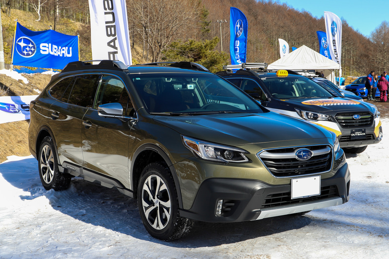 legacy outback us