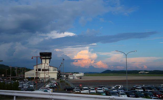 岡山空港201909