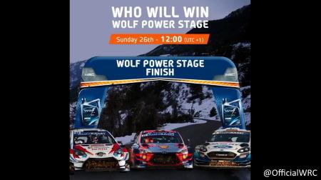 2020 WRC 開幕戦 モナコ 結果