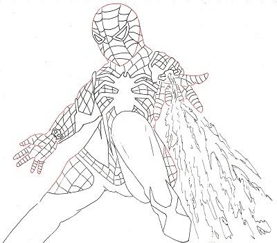 スパイダーマン 今日ものんびりと 2019/09/11