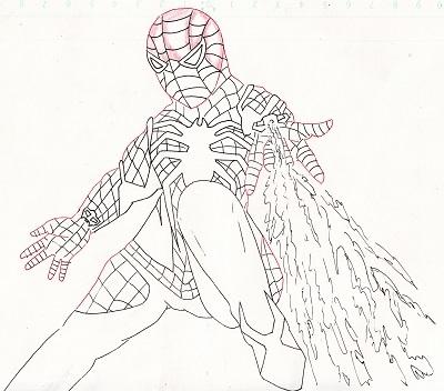 スパイダーマン 今日ものんびりと 2019/09/12