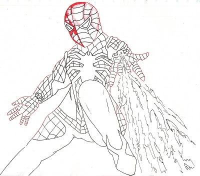 スパイダーマン 今日ものんびりと 2019/09/13