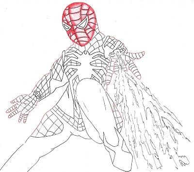 スパイダーマン 今日ものんびりと 2019/09/15