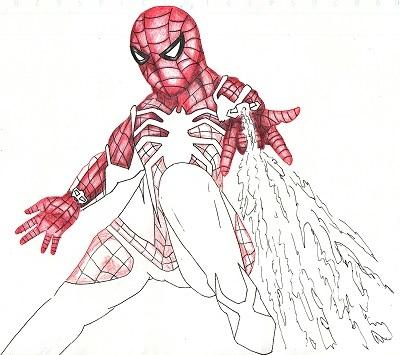 スパイダーマン 今日ものんびりと 2019/09/22