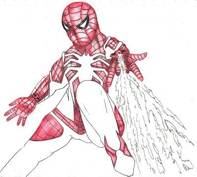 スパイダーマン 今日ものんびりと 2019/09/23