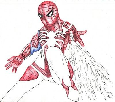 スパイダーマン 今日ものんびりと 2019/09/24