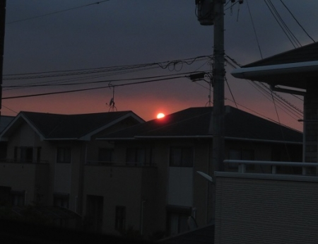 夕陽 2019-07-07 022