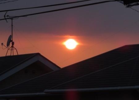 夕陽 2019-07-07 010