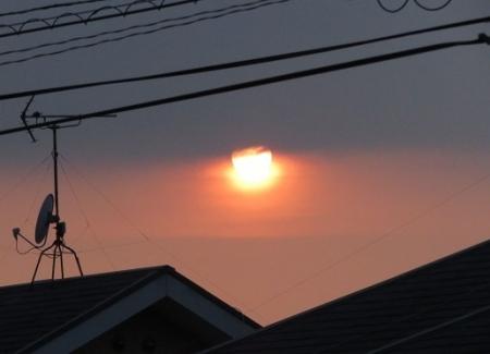 夕陽 2019-07-07 001