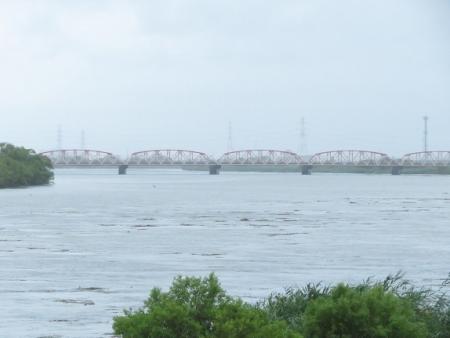 濁流 筑後川 2019-07-21 011