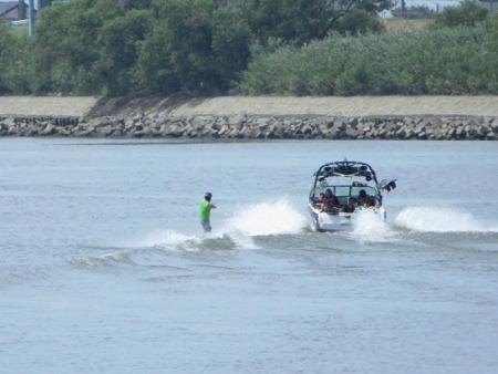 水上スキー筑後川 2019-08-10 012
