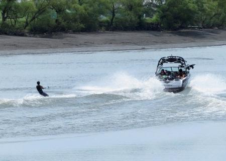 水上スキー筑後川 2019-08-10 037