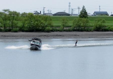 水上スキー筑後川 2019-08-10 033