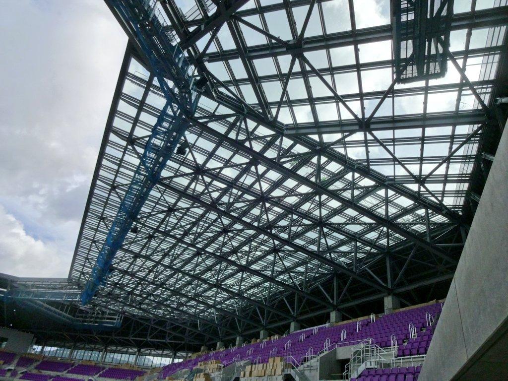 【画像】京都サンガの新スタジアムが完成間近!こういうのでいいんだよ