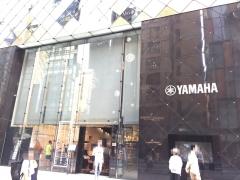 ヤマハ銀座店1
