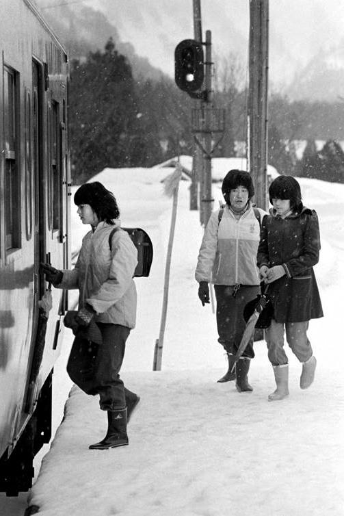 赤谷線 東赤谷乗客2 1983年2月 16bitAdobeRGB原版 take1b2