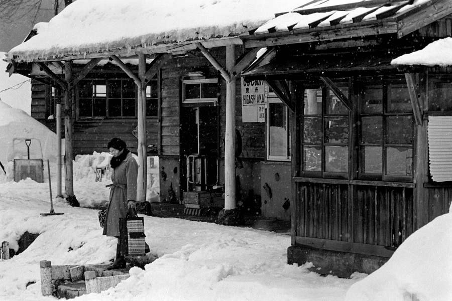 赤谷線 東赤谷乗客1 1983年2月 16bitAdobeRGB原版 take1b2
