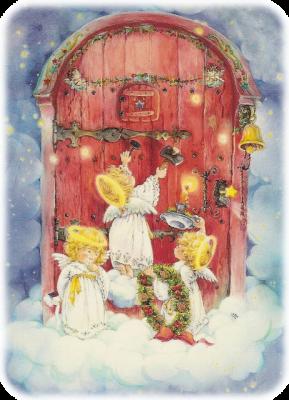 クリスマスの祝福セッション1