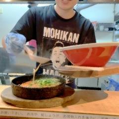 モヒカンらーめん 味壱家  (24)