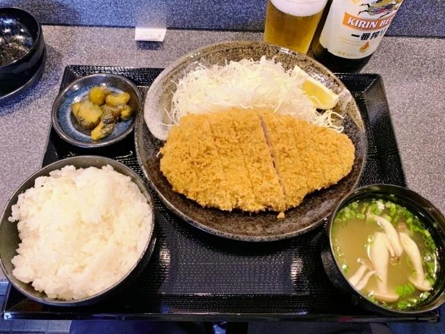 とんかつとカツカレーの店 キセキ食堂 岩槻店 (15)