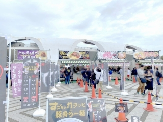 東京ラーメンショー2019 (2)